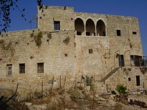 """צילום:ד""""ר אבישי טייכר (CC BY 2.5)  PikiWiki_Israel_10082_shuni_fortress_in_jabotinsky_park"""