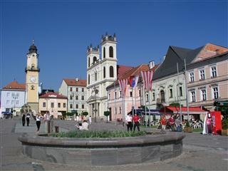 בנסקה בסטריצה, סלובקיה