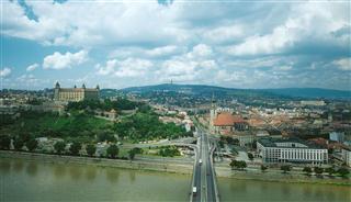 מצודת ברטיסלבה, סלובקיה