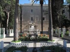מנזר סטלה מאריס. צילם: זאב טמיר. www.pikiwiki.org.il. מתוך אתר פיקיוויקי