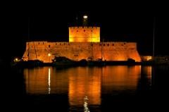 Saint_Nicolas_Fort_Rhodes_Harbour_night (Custom)