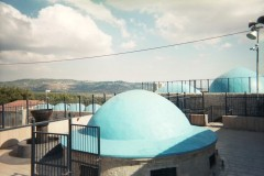 Meron_RabbiShimon Bar Yochai tomb )