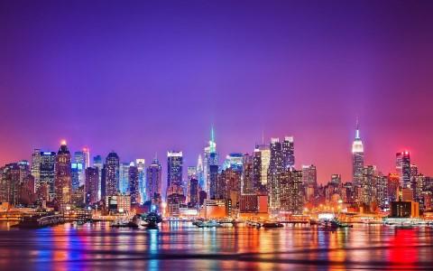 ניו יורק בלילה