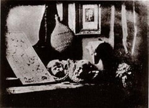 דאגרוטייפ לואי דאגר 1837