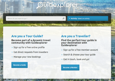 Guidexplorer - Private Tour Guides and Tour Offers