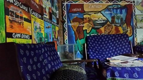 חדר קבלה - ההוסטל הטוב בזימבבואה