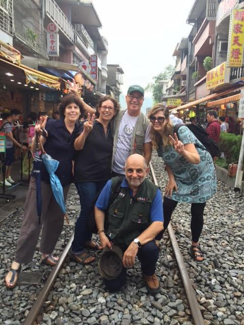 מטיילים ממליצים על טיוואנית