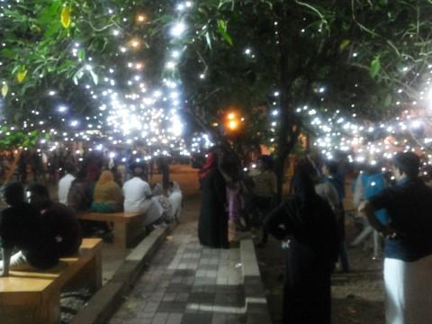 חגיגות ליל השנה החדשה - צילום נועה הראל