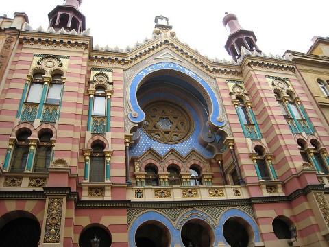 בית הכנסת ירושלים שבפראג