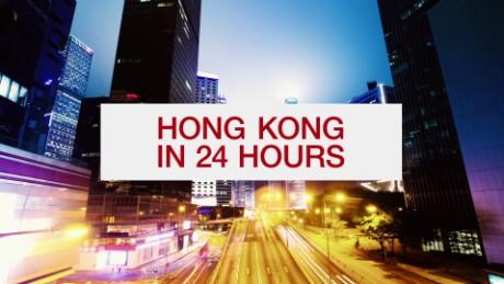 hong kong in 24 hours