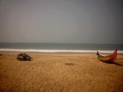 חוף הים Triprayar