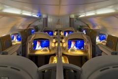 מחלקה ראשונה Emirates Airlines