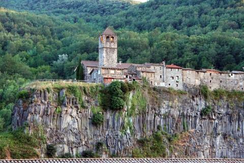 Castellfollit de la Roca - צילום יגאל שלהבת