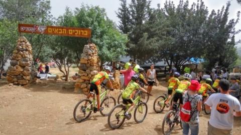 רכיבת אופניים אתגרית