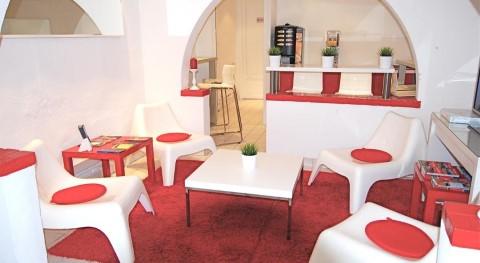 מלון האמנות של ניס. צרפת