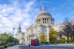 רק אצלנו: סיור בקבוצה קטנה וביקור במוזיאון הבריטי, בקתדרלת  St Paul'sובמגדל לונדון!