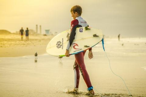החופים הכי שווים בדרום קליפורניה, ארצות הברית. עם מלונות מפנקים