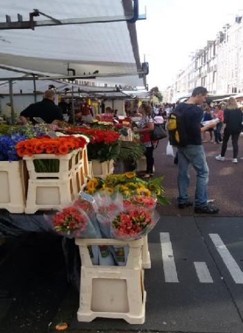 שוק באמסטרדם- אלטרנטיבה לסופרמרקט