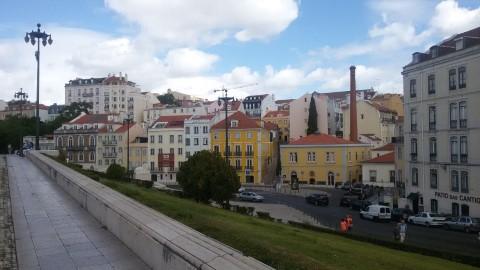 רחובות ליסבון