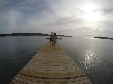 וילה נובה דה מילפונטש: המקום בו הנהר פוגש את האוקיאנוס