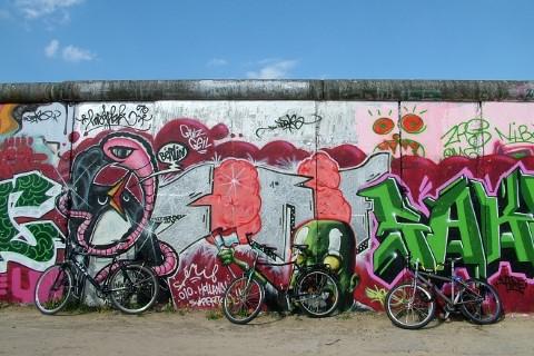 סיור אופניים בברלין: חומת ברלין והמלחמה הקר
