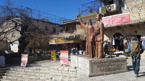 מסלול טיול בעקבות 100 שקלים בגליל - יצחק בן צבי