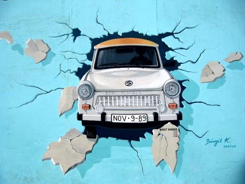 סיור אמנות רחוב בברלין וסדנת גרפיטי בקבוצה קטנה