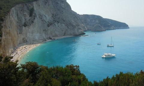 מסלול טיול ביעד הלוהט והטרנדי, האי לפקדה ביוון