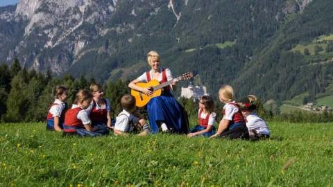 סיור 'צלילי המוזיקה' המקורי בזלצבורג
