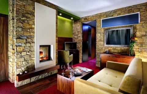 מלון נפלא בהרי הטטרה הנמוכים, סלובקיהWellness Hotel Chopok ****
