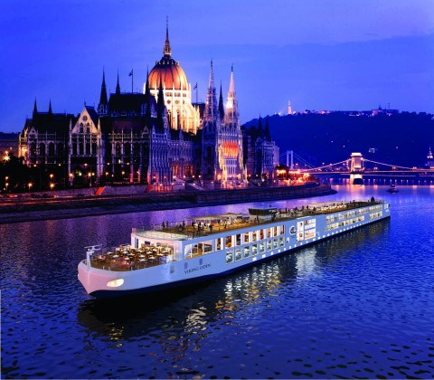 מידע על חברת ויקינג שייט נהרות Viking River Cruises
