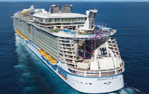 מידע על הקרוזים של חברת השייט רויאל קריביאן Royal Caribbean