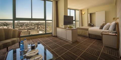 מלון רימונים נעים וטעים בירושלים - חוות דעת