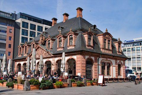 שלושה ימי טיול גדושים בפרנקפורט, גרמניה