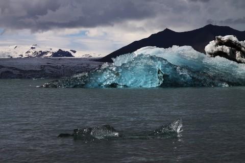 סיור בלגונה הקרחונית יוקולסרלון, איסלנד