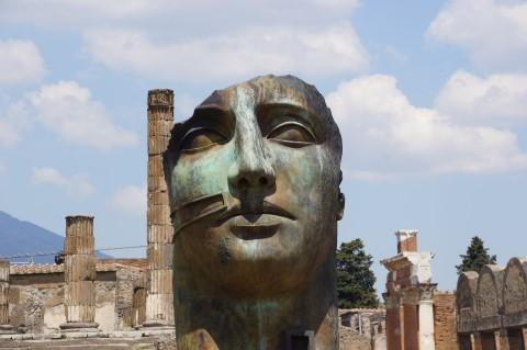 מסע אל עולם הדממה: מרומא לפומפי ולהר וזוב