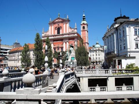 מדריך ומסלול של יומיים בלובליאנה, סלובניה