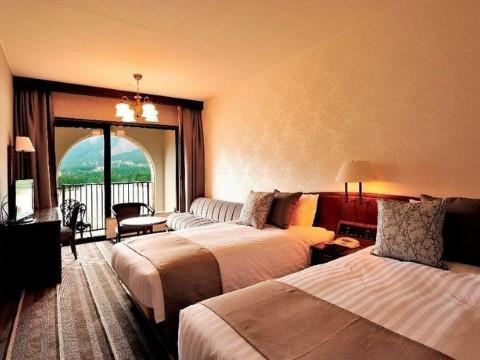מלון מומלץ בהאקונה, יפן Hakone Sengokuhara Prince Hotel