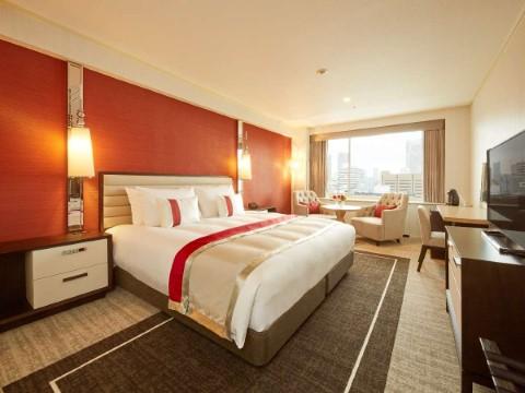 מלון מומלץ במרכז טוקיו,יפן. Tokyo Prince Hotel