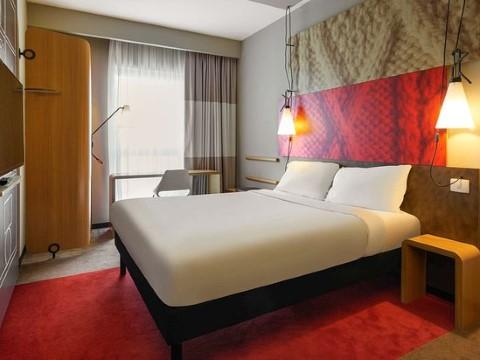 המלצה חמה למלון איביס ירושלים בדיוק במיקום שמתאים לך