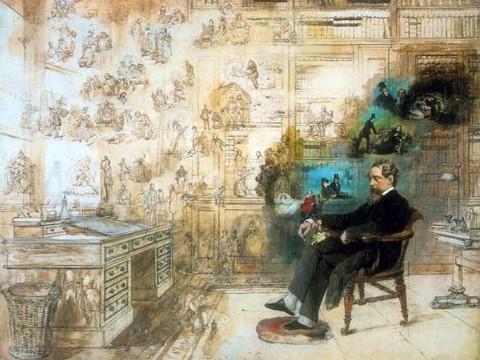 סיור בלונדון בעקבות הסופר צ'רלס דיקנס