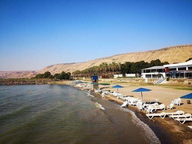 חדש! חוויה ישראלית על שפת הכנרת בכפר הנופש