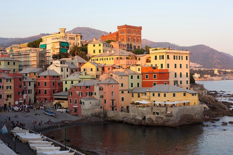 מסלול של שמונה ימים מדהימים בריביירה האיטלקית
