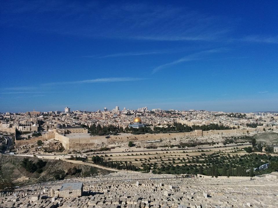 מסלול טיול בירושלים למרגלות הר הזיתים