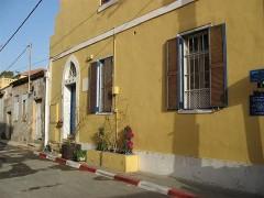 בית אבולעפיה בשכונת נווה צדק