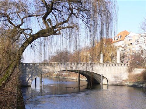 גשר ברובע קרוצברג