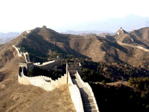 החומה הסינית Saad Akhtar from New Delhi, India