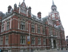 Image of Croydon Town Hall courtesy of Wikipedia