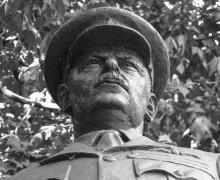 פסלו של ארתור האריס