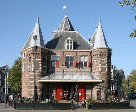 Waag_front_side. Author: S Sepp vikipedia